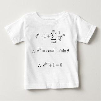 Eulerは説明しました: 合計 ベビーTシャツ