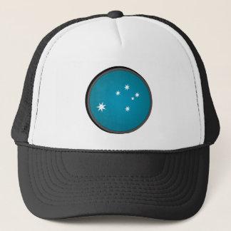 Eurekaの旗の帽子 キャップ