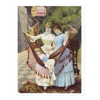 Eurekaの絹 ポストカード