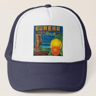 Eurekaフロリダの柑橘類 キャップ