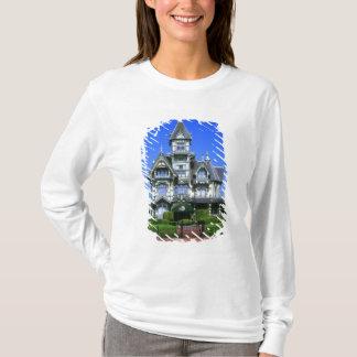 Eureka、カリフォルニアのカーソンの大邸宅 Tシャツ