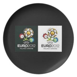 EURO2012 プレート