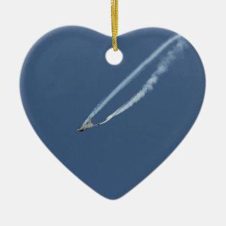 Eurofighterの台風飛行3 セラミックオーナメント