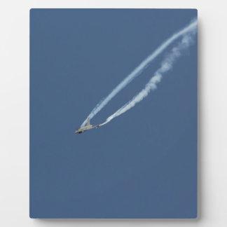 Eurofighterの台風飛行3 フォトプラーク