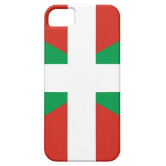 Euskadiの旗-バスクの国- Ikurri iPhone SE/5/5s ケース