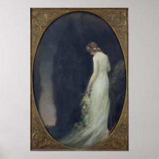 Evening 1911年 ポスター
