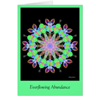 Everflowingの豊富 カード