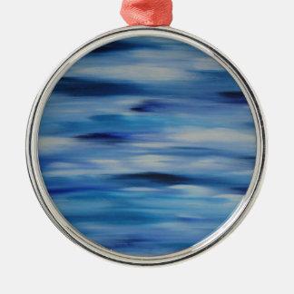 Evitavicの絵画コレクションの青空 メタルオーナメント