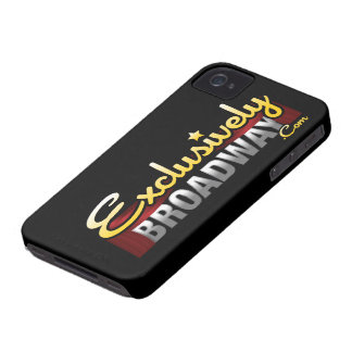 ExclusivelyBroadway.com Case-Mate iPhone 4 ケース