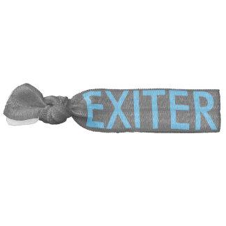 Exiterのヘアタイ ヘアタイ
