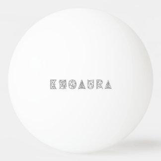 EXOAURAの中級のピンポン球 ピンポンボール