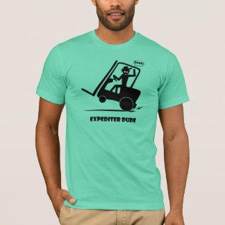 EXPEDITERの男27 Tシャツ