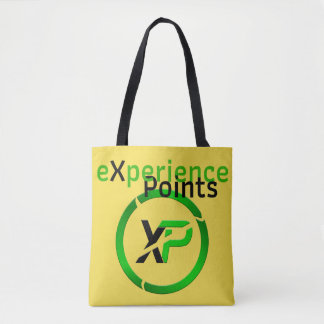 eXperience Points / XP Coin Tote Bag トートバッグ