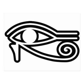 Eye_of_Horus ポストカード