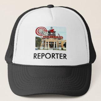 EYEONCITRUS.COMレポーターの帽子 キャップ