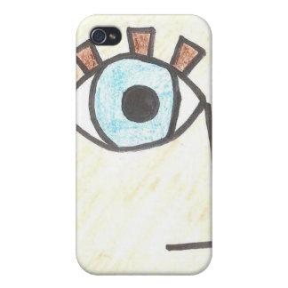eyePhoneの場合 iPhone 4/4S Case