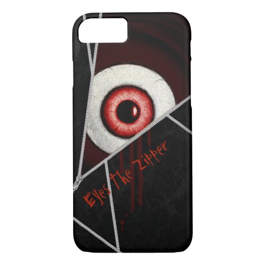 Eyes The Zipper iPhone 8/7ケース