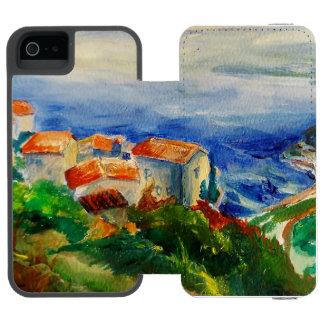 Ezeからの眺め Incipio Watson™ iPhone 5 財布 ケース