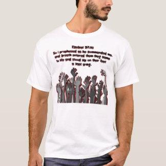 Ezekielの37:10 Tシャツ