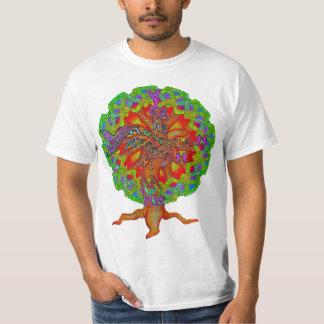ezekiel 37のdancingrainbowYAH Tシャツ