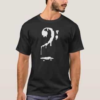 Fのクレフ、音符記号 Tシャツ