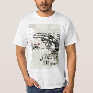 F銃 Tシャツ