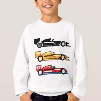 F1レース スウェットシャツ