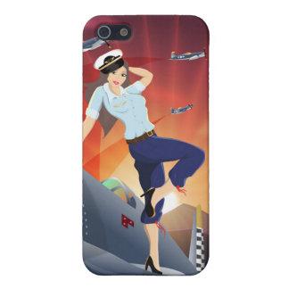 F4U海賊PinのiPhone 5cケース iPhone 5 カバー
