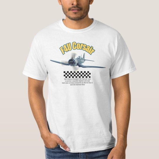 """""""F4U Corsair""""T-shirt Tシャツ"""