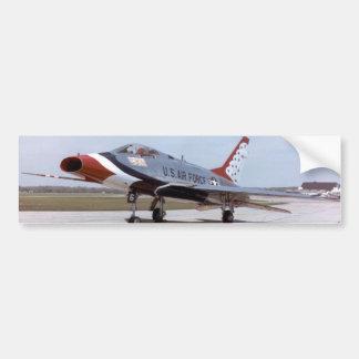 F-100DによってサーブルすごいUSAF バンパーステッカー