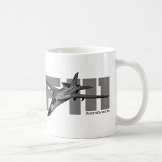F-111アリクイ コーヒーマグカップ