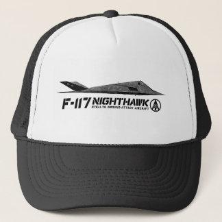 F-117アメリカヨタカ亜科のトラック運転手の帽子 キャップ