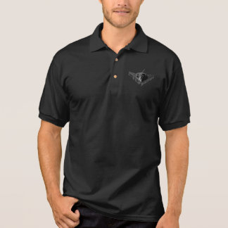 F-117アメリカヨタカ亜科のTシャツ ポロシャツ