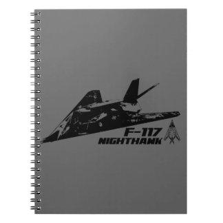 F-117アメリカヨタカ亜科 ノートブック