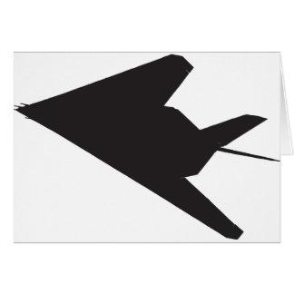 F-117隠しだての戦闘機 カード