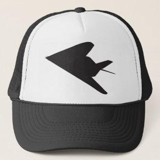 F-117隠しだての戦闘機 キャップ