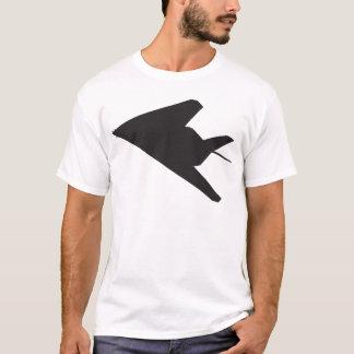 F-117隠しだての戦闘機 Tシャツ