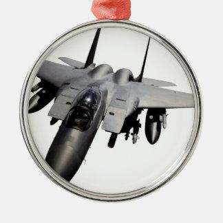 F-15ワシのジェット戦闘機 メタルオーナメント