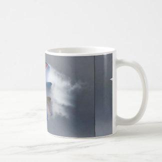 f-15ワシの戦闘機 コーヒーマグカップ