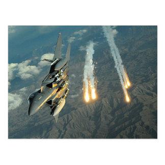 F-15ワシ ポストカード