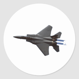 F-15ワシFlght ラウンドシール