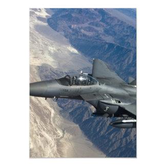 F-15殴打のワシ カード