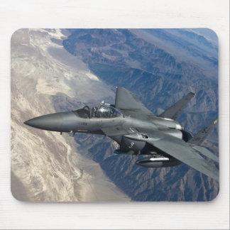 F-15殴打のワシ マウスパッド