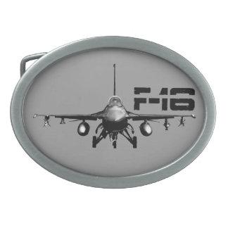 F-16戦いの《鳥》ハヤブサの楕円形のベルトの留め金 卵形バックル