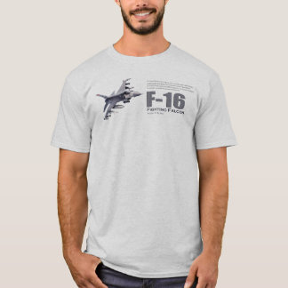 F-16 Fighting Falcon Tシャツ