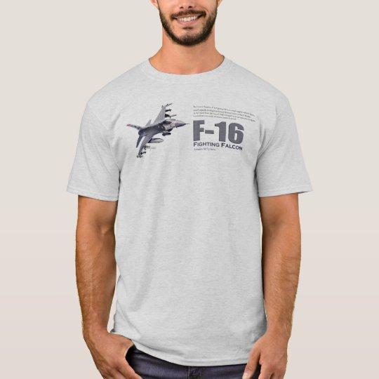 F-16 Fighting Falcon Tシャツ