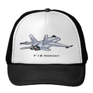 F-18スズメバチ トラッカーキャップ