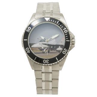 F-18Aのスズメバチのスイス人の空軍 腕時計