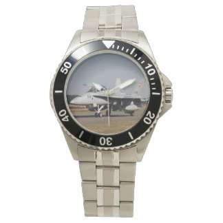 F 18Dのスイス人の空軍 腕時計