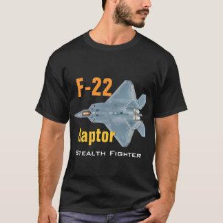 F-22猛禽のTシャツ Tシャツ